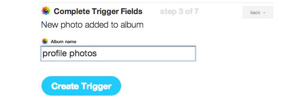 Complete Trigger
