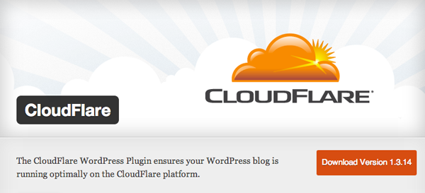 CloudFlare for WordPress