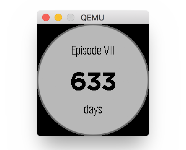 App Corrected for Pebble Time Round