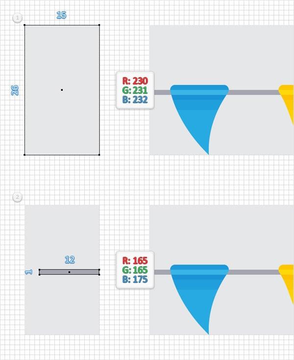 Flags Pattern Brush