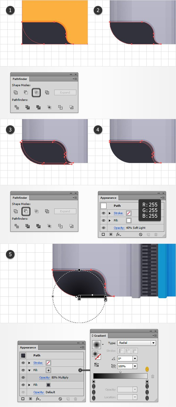 create wheel support