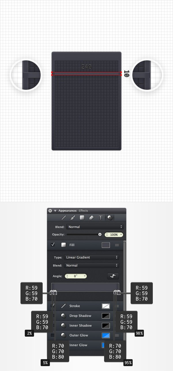 create separator