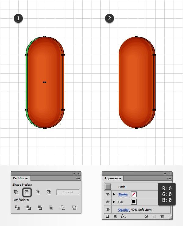 main shapes