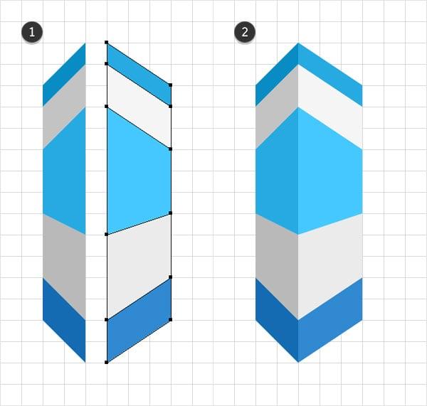 move shapes