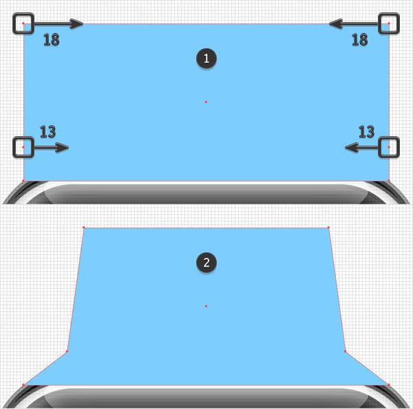 adjust blue rectangle