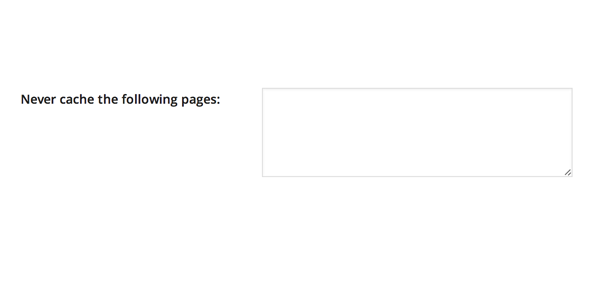 Uncached Pages