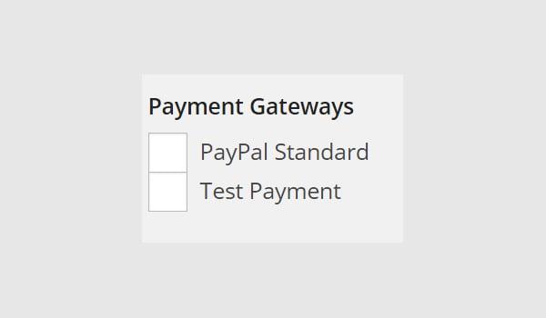 Easy Digital Downloads Payment Gateways Settings