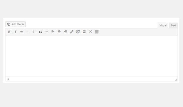 Adding Editor Type Options in Titan