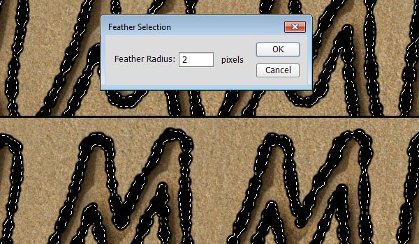 Modify the Selection
