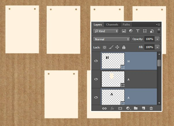 Convert Text to Shapes