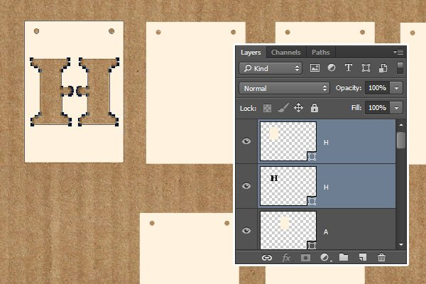 Create the Stencil Shape