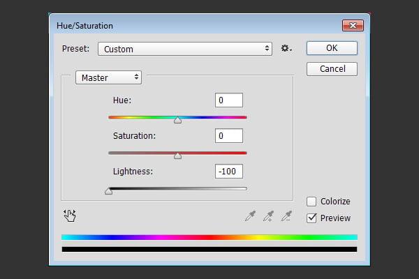 Lightness Value