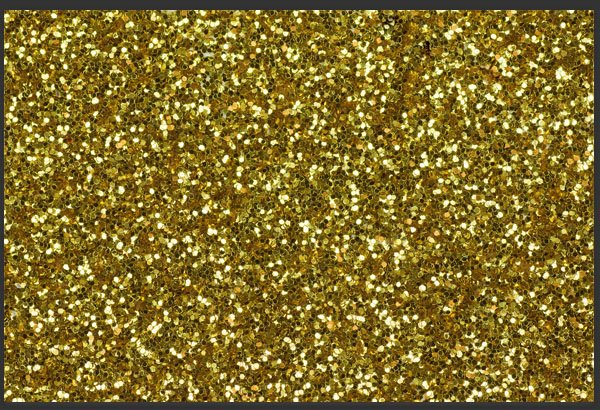 Styled Glitter Texture