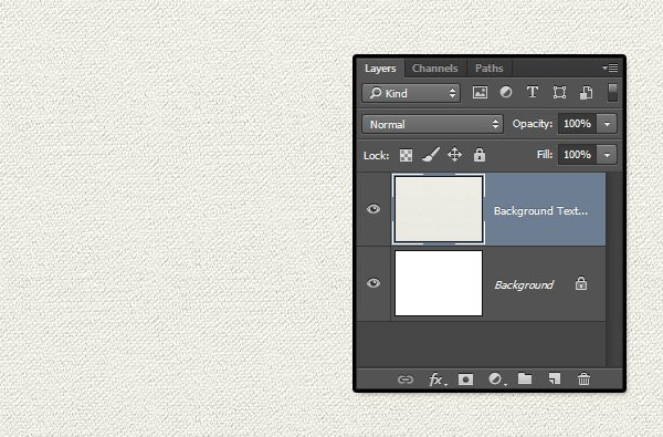 Add the Canvas Texture