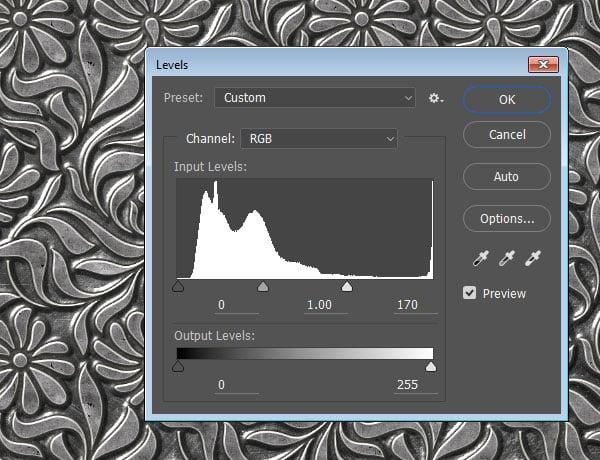 Modify Front Texture