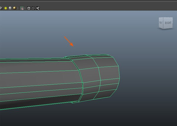 Keep extruding and sculpting the shape