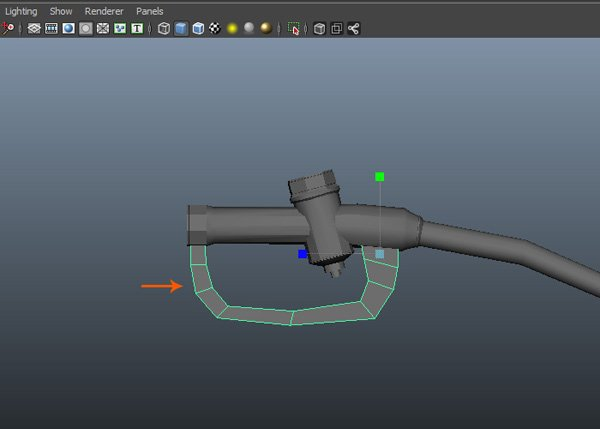 Keep extruding and editing