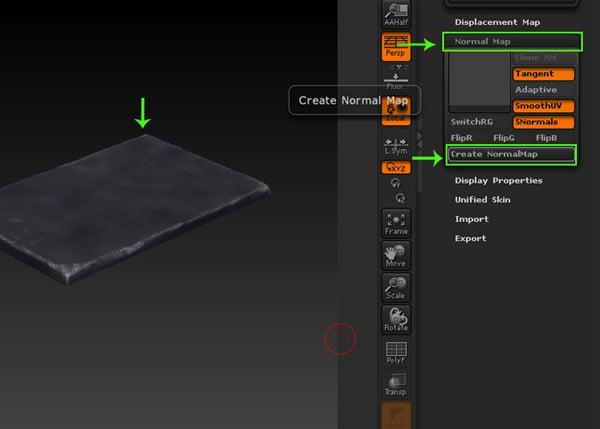Create NormalMap