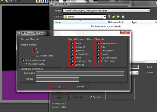 RPF Image File Format