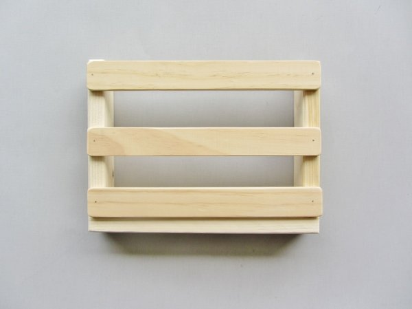 Assemble the wooden box