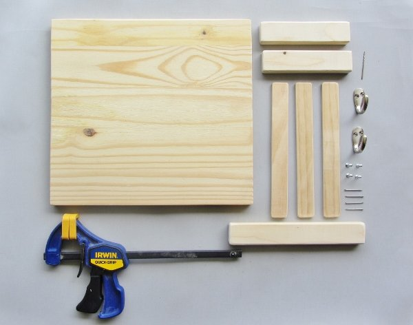 Woodworking supplies