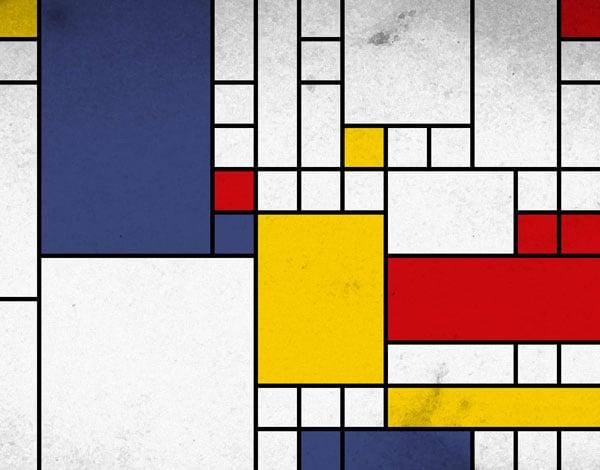 Piet Mondrian Generator by Robson Flickr