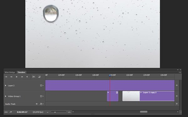 Using the scissors it is easy to cut the section of video you want to use and throw away the others
