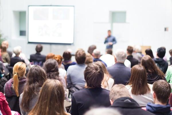 Audience of Persuasive Presentation