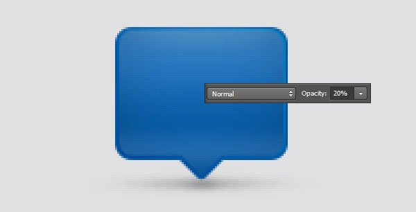 Icon Shadow - Reduce highlight Opacity