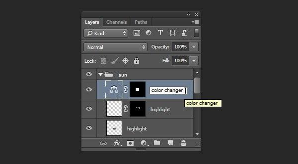 Icon Shadow - Change layer name