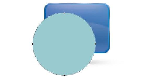 Add Icon Sign - Draw a circle shape