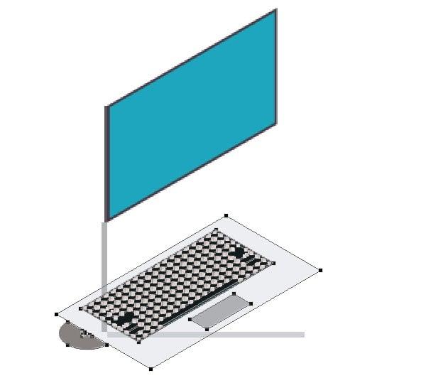 Fixing keyboard position
