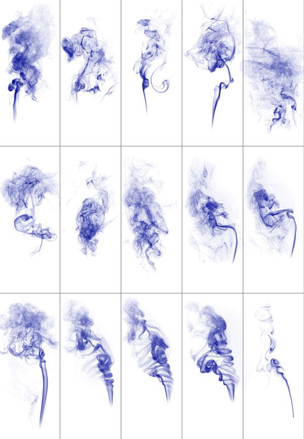 High Resolution smoke images