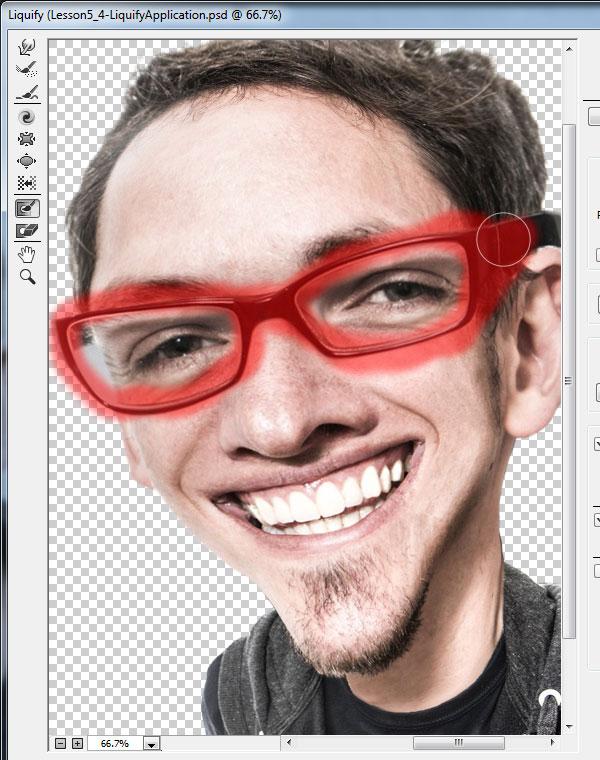 Freeze Mask the glasses frames