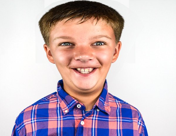 Final Warp Effect Funny Face