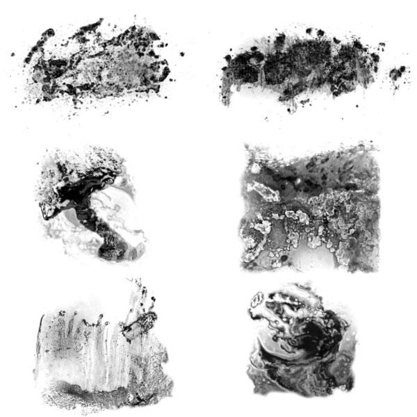 Final rust brush effects