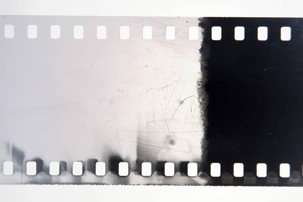 Scratched Film texture 1