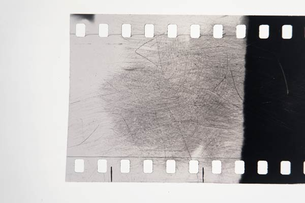 Scratched Film texture 2