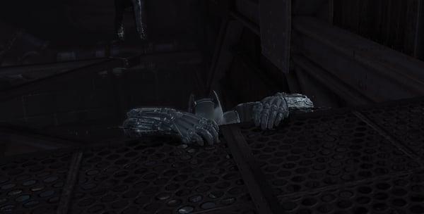 Batman Arkham Origins pit