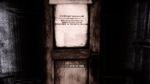Bioshock Infinite office