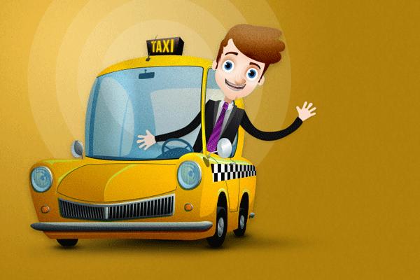 Order Taxi Theme