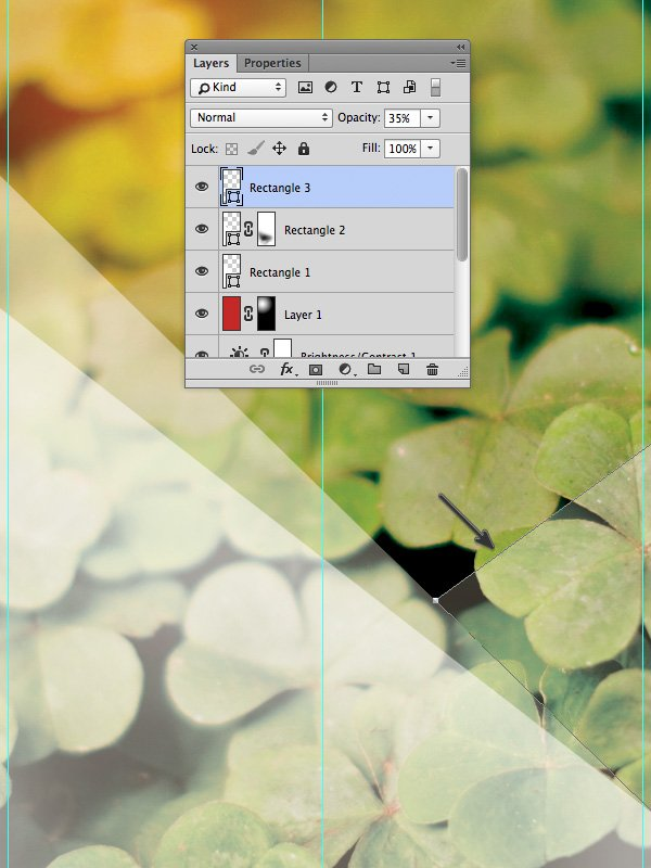 Transparent Rectangle 3