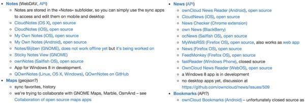 OwnCloud Github Repository App Wiki