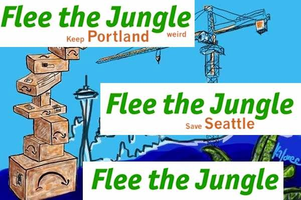 Flee the Jungle Customizing the Logo within WordPress by Subdomain