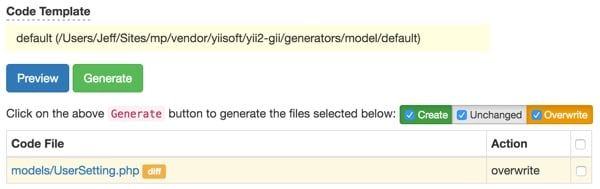 Customizing Meeting View - Using Giis diff rather than overwriting