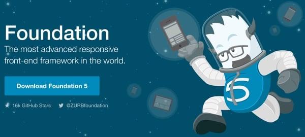 Telerik Responsive Web Design Zurb Foundation