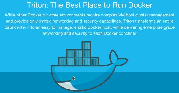 Amazon AWS Alternatives - Joyents Docker Driven Container Offering