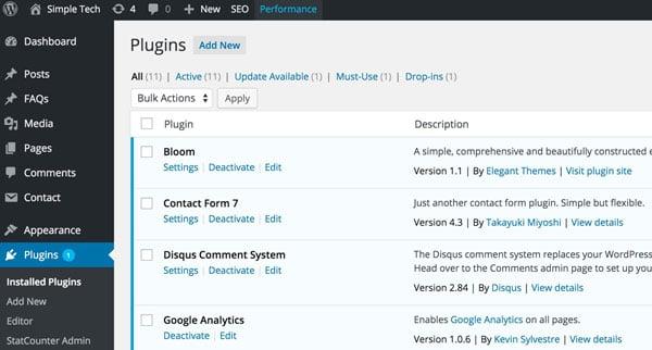 Mailgun Plugin - WordPress Plugin List