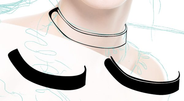 Create the collar