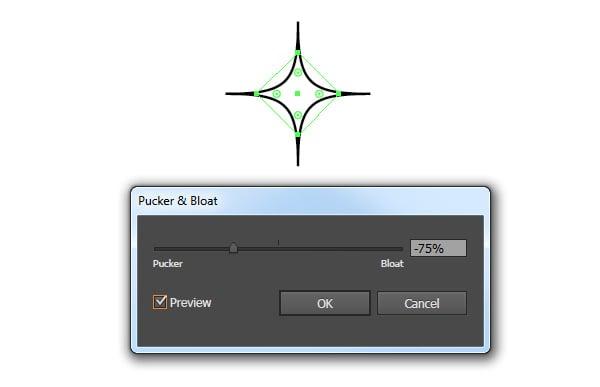 Create a sparkle
